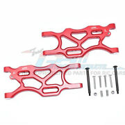 Gpm Racing Aluminum Rear Lower Arms Red 1/7 Mojave 6s Blx