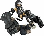 Black Rock Shooter Strength -animation Version- 1/8 Scale Pvc Action Figure