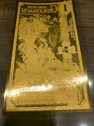 Utah Goldback 1/1000 Oz Pure Gold Troy Ounce 24k One 1 Note Same Day Ship