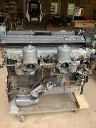 Jaguar Engine 4.2 Liter Dated 1967 Numbers Matching
