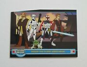Topps Star Wars The Clone Wars Promo Trading Card P1