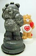 Care Bears Original Toy Mold Industrial Manufacturing Piece Rare Hard To Find