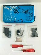 Replacement Housing For 2015 Nintendo 3ds Xl Shell Screen Tools Pokemon Blue