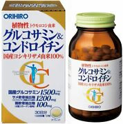 Orihiro Glucosamine And Chondroitin 360 Tablets 30days Anti-ageing Supplement