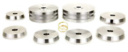 Complete Adapter Set For Heavy Trucks Ammco Hunter Brake Lathes Usa Made