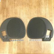 1997-2004 Buick Regal And 97-05 Century Rear Upper Deck Speaker Grille Cover Set