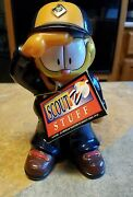 1996 Boy Scout Garfield The Cat Cub Scout Bank 21852