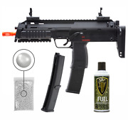 Umarex Heckler And Koch Mp7 Navy Gbb Bb Rifle Airsoft Gun W/ Mag And Green Gas And Bbs