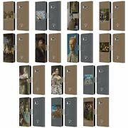 Official The National Gallery People Leather Book Wallet Case For Htc Phones 1