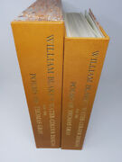 William Blake / Blakeand039s Water-colour Designs For The Poems Of Thomas Limited Ed