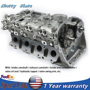 Complete Cylinder Head Assembly Fit For Vw Transporter Audi A4 A5 A6 Q5 Tt 2.0t