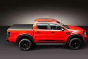 For Ford Ranger Electric Roller Shutter Egr Automatic Roll Top Tonneau Cover