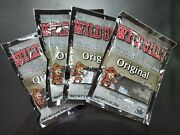 Wild Bill Beef Jerky Hickory Smoked In 3 Ounce Bags Four Bag Deal