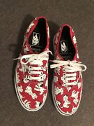 Rare🔥 X Disney 101 Dalmatians Authentic Sneakers 7.5 Menand039s - 9 Womenand039s