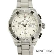 Tag Heuer Aquaracer Caliber 16 Cay2111 Mechanical Automatic Watch From Japan