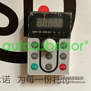 1pcs Used For Chint Inverter Nfv2g Display Panel Keyboard