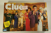 Clue Classic Detective Family Board Game 1996-1998 Parker Brothers 100 Complete