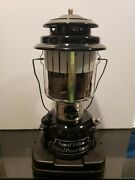 Coleman Special Edition Black Powerhouse Lantern With Case Vintage New