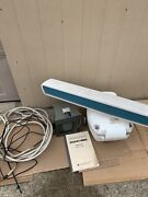 Furuno Marine Radar Model 17161 Mark-2 With Screen And Cables /instruction