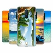 Head Case Designs Beautiful Beaches Hard Back Case And Wallpaper For Oppo Phones