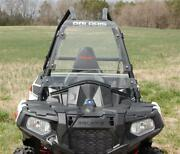 Polaris Ace 325 - 570 - 900 - 900 Xc Polycarbonate Windshield And Rear Panel