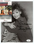 Shelley Fabares Actress Singer Hand Signed Autograph 8x10 Photo With Jsa Coa