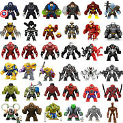 Marvel Avengers Super Heroes Mini Figures 37 Action Figure Child Collect Toy