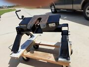 Reese 15k Fifth 5th Wheel Hitch Used Rails And Attachments Included .