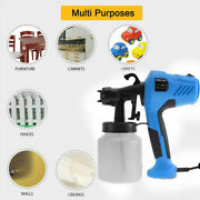 Electric Paint Sprayer Hand Held Spray Gu-n Painter Painting Home Wagner Airless