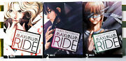 Lot Of 3x Maximum Ride Manga Books By James Patterson And Narae Lee