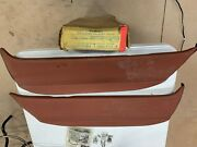 Foxcraft Pws-65 1965-66 Plymouth Fury Fury Models Only Fender Skirts Nos