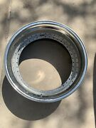 20 Inch Ssr 10.5 Outerlip And Innerlip Oem Ms3. Barrel Is Cracked Needs Welding.