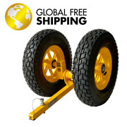 Ground Handling Wheels For Helicopters Bell 407 - Helimob 407