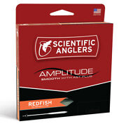 Scientific Anglers Amplitude Smooth Redfish Cold Fly Line - Free Fast Shipping