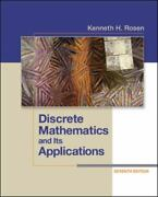 Discrete Mathematics And Its Applications 7/e By Kenneth Rosen Hardcover102020