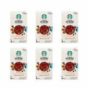 Starbucks Via Instant Coffee Flavored Packets Caramel Iced 6 Boxs Bb 06/20