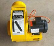 Air Systems Svb-e8 Confined Space Ventilation Blower W/ Emerson Motor