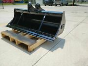 New 48 Clean Up Bucket For A Caterpillar 304d Cr With Pins