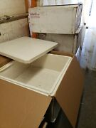 Three 3 Dry-ice Styrofoam Shipping Containers 75.00 Ea Or Buy All 3 For 185