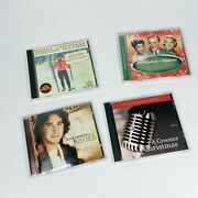Christmas Crooners Cd 4-pack - Johnny Mathis, Josh Groban, And 2 Collections