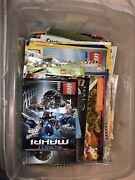 Absolutely Huge Lot Of Lego Bionicle And Technic Instruction Books - Look