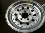 One 14and039and039 5 On 4 3/4 Wheel Rim Aluminum Alloy Mag American Racing Outlaw Ii