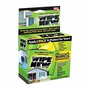 Wipe New, Easy To Use Wipe-it Kit. For Home And Outdoors, 5 Pack Wipes, Restores