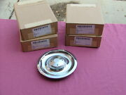 1967 Chevy Corvette Wheel Cover Center Caps Set Of 4 Nos 3901712