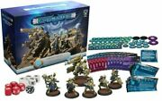 Warcaster Marcher Worlds Command Group Nib