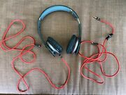 Beats By Dr. Dre Solo Hd Over The Ear Headphones - Black- Includes Case And 2 Cord