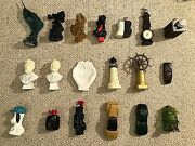 Vintage Avon And Old Spice Decanters/bottles - Select Up To 19 Items From Menu