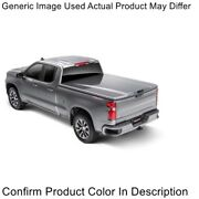 Undercover Uc1218l-gb8 Elite Lx Truck Bed Cover - Black Meet Kettle New