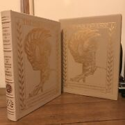 The Fables Of Aesop, Illustrated By Detmold, Easton Press, Ltd Edition