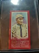 2020 Topps Allen And Ginter X Red Mini Honus Wagner 3/5 Pirates 116